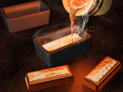 Finding Inner Gold Through Alchemy