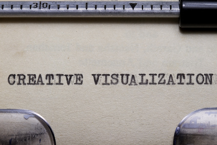 Creative visualization image